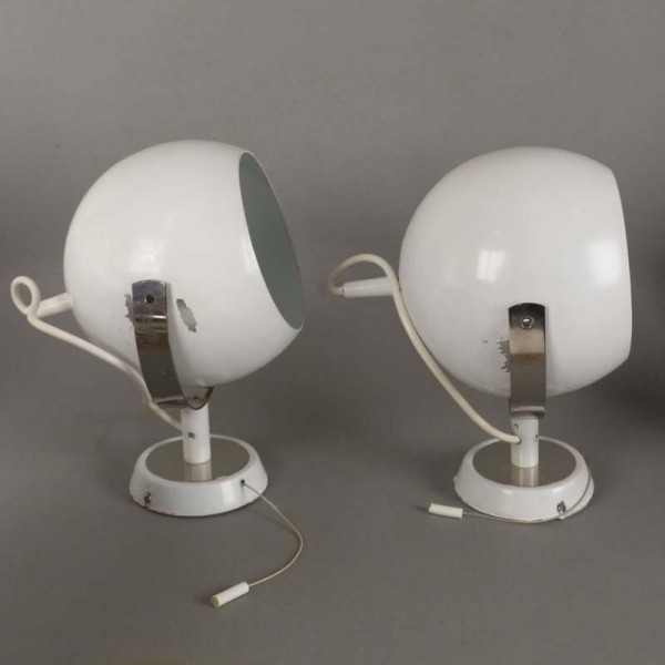 Two movable sconces by...