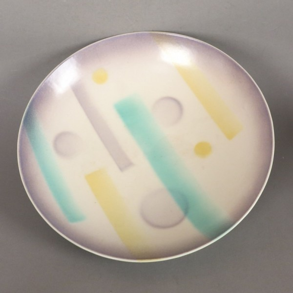 Art Deco ceramic bowl from...