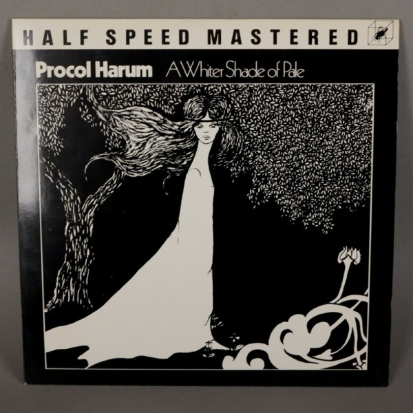 Procol Harum ‎– A Whiter...