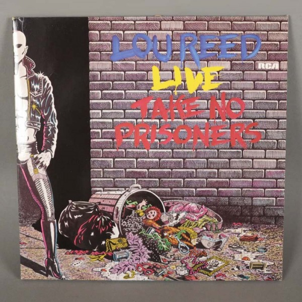 Lou Reed – Lou Reed Live -...