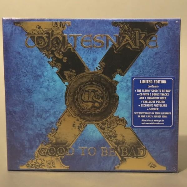 Whitesnake – Good To Be...