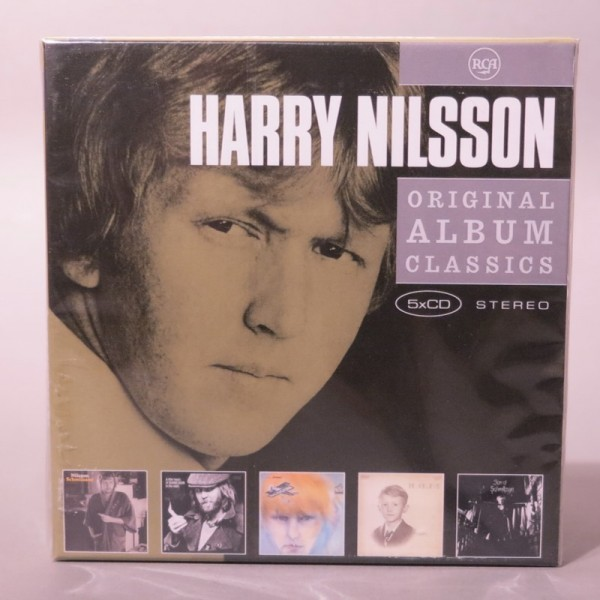 Harry Nilsson ‎– Original...