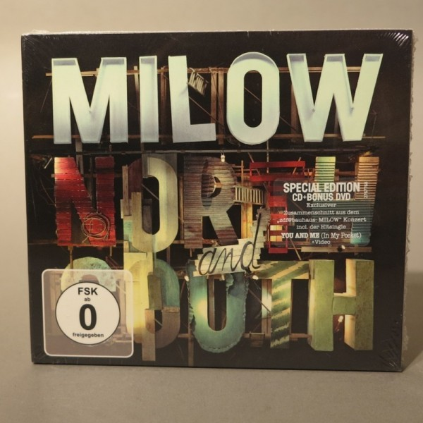 Milow ‎– North And South....