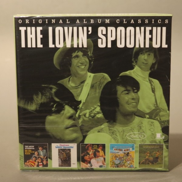 The Lovin' Spoonful ‎–...
