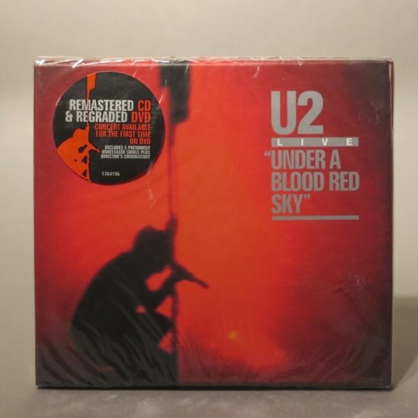 U2 – Under A Blood Red Sky...