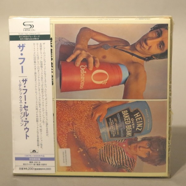 The Who – The Who Sell...
