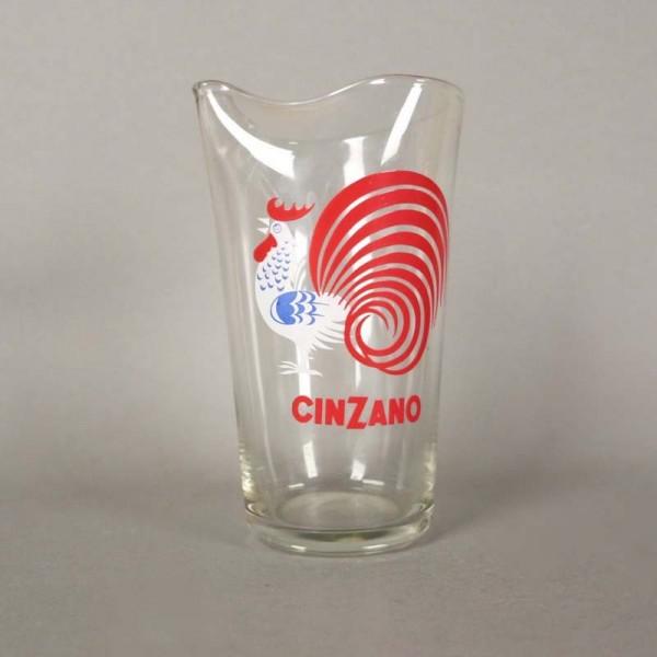 Cinzano Wasserkrug aus...