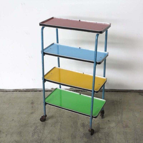Industrial shelf with...