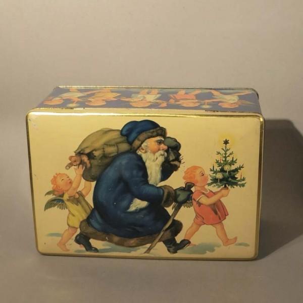 Blechdose Weihnachten um...