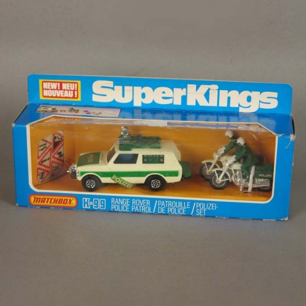 Matchbox Poizei Superkings...