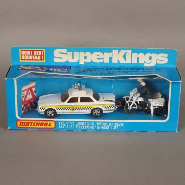Matchbox Police Superkings...