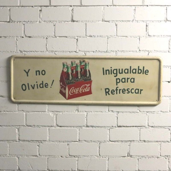 Very rar ! Coca - Cola...