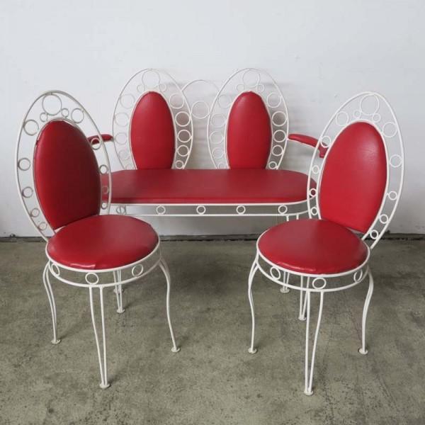 Vintage Sitzgruppe aus...
