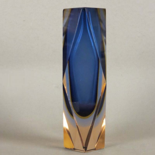 Glass vase from Murano...