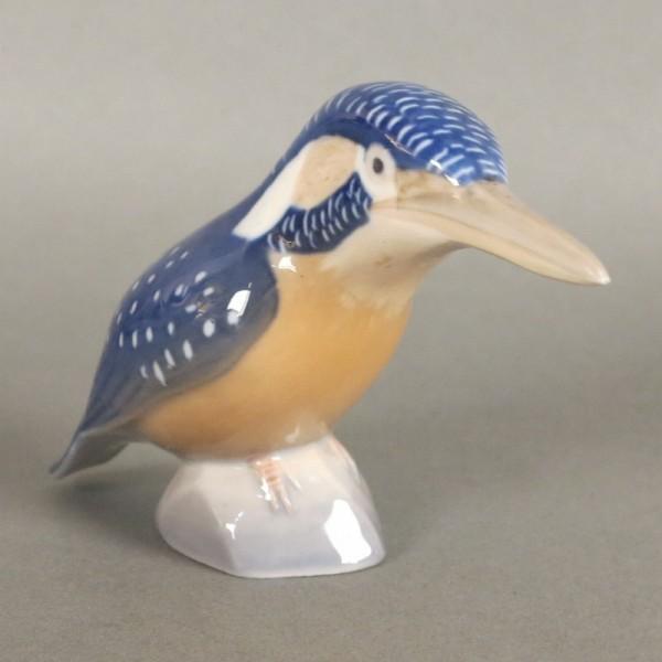 Porzellanfigur Eisvogel von...