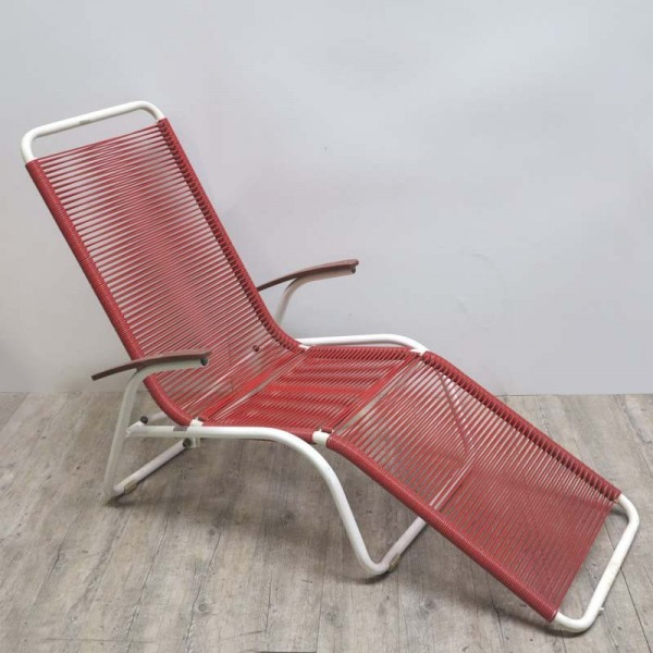 Vintage Garden Lounger by...