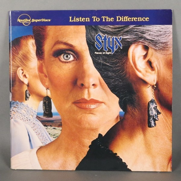 Styx - Pieces of Eight....