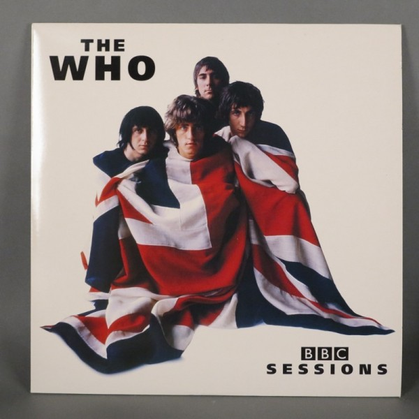 The Who - BBC Sessions. DLP...