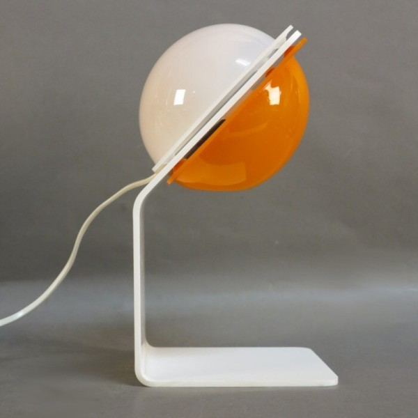 Design plastic table lamp...