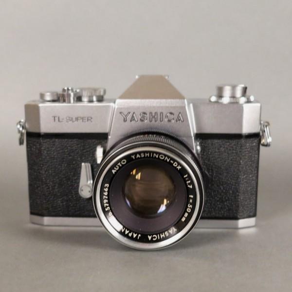 Vintage Fotokamera Yashica...
