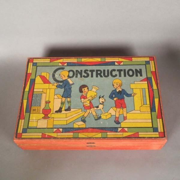 Antiguo juego Art Deco de...