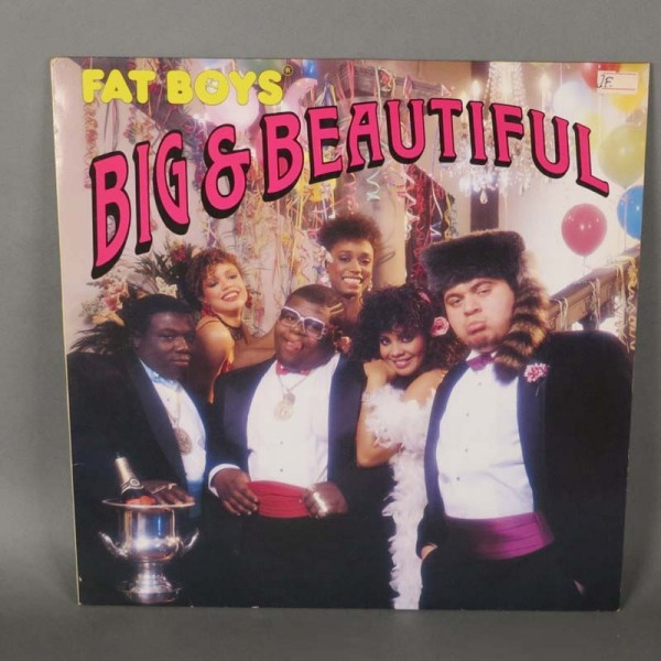 Fat Boys - Big & Beautiful....
