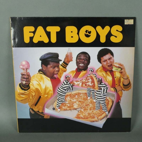 Fat Boys - Fat Boys. Disco...