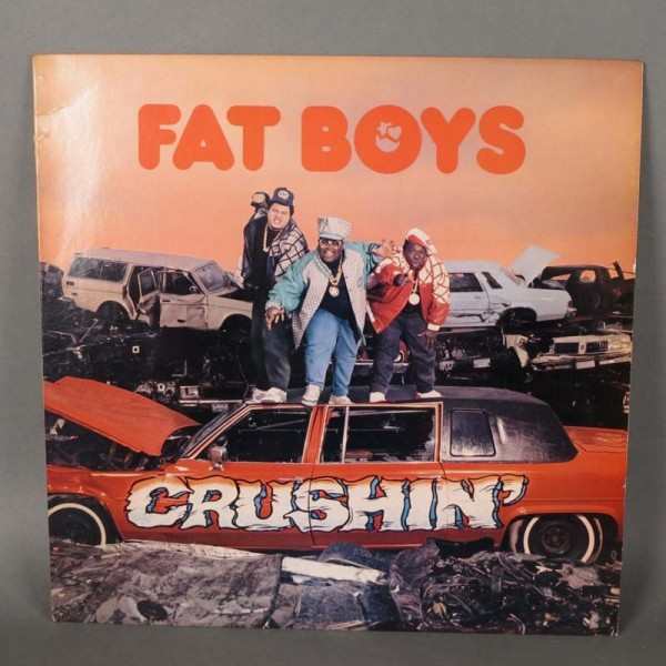 Fat Boys - Crushin. Vinyl....