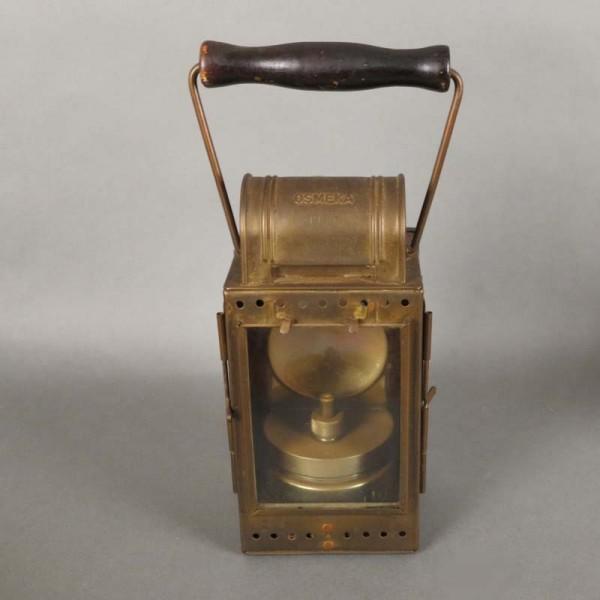 OSMEKA Karbit Signallampe....