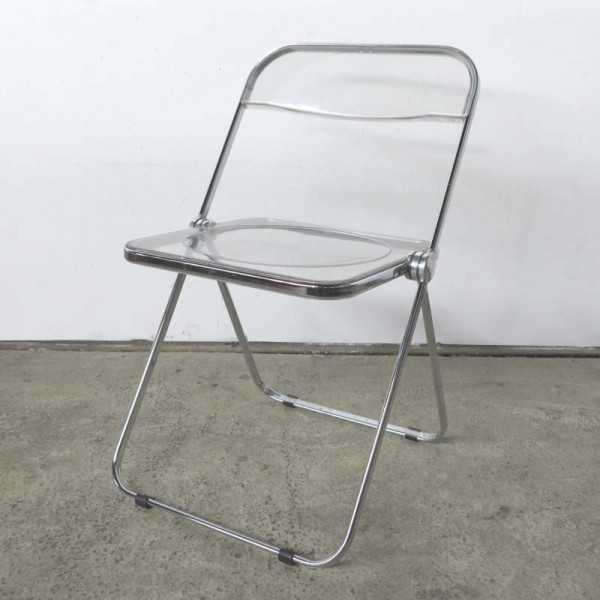 Italian Plia Folding Chair...