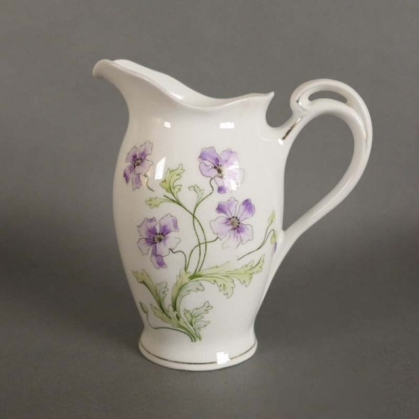 Art Nouveau milk jug made...