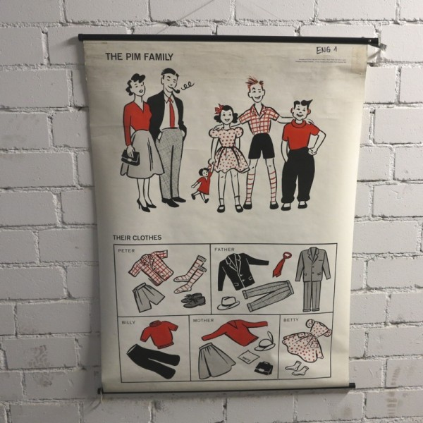 The Pim Family Poster by...