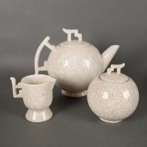 Art Deco Tea Service from...