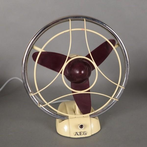 Vintage Ventilador en muy...