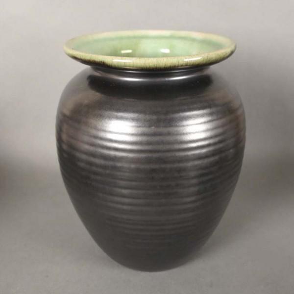 Florero de ceramica de la...