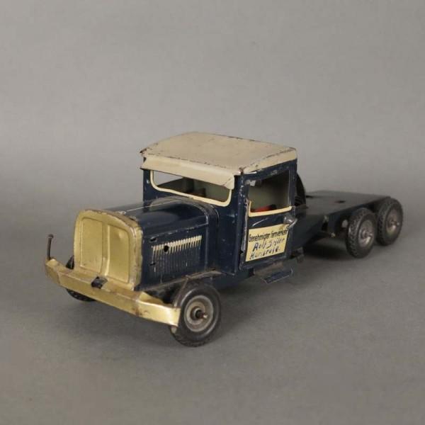 Tin toy truck 1930 - 1940