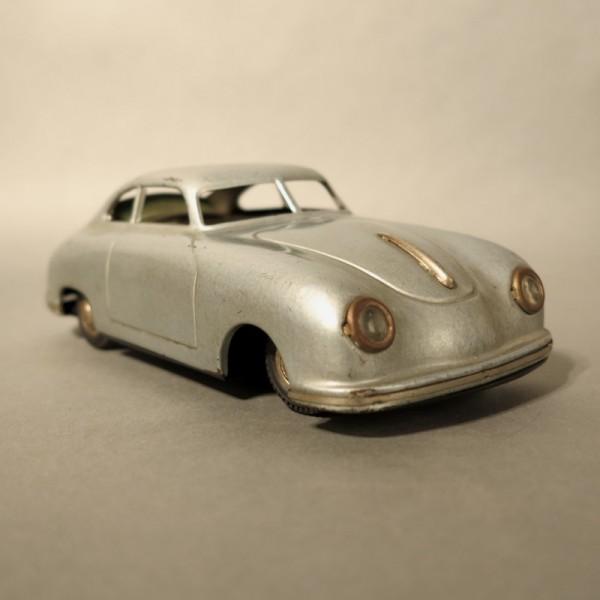 Blechspielzeug. Porsche 356...