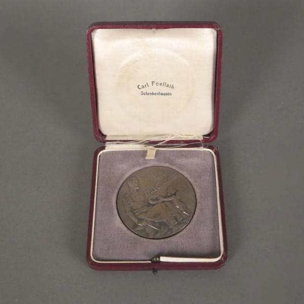Silber Ehrenmedaille des...