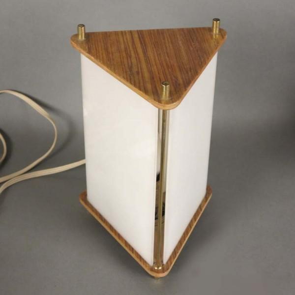 Vintage. Lámpara de mesa...