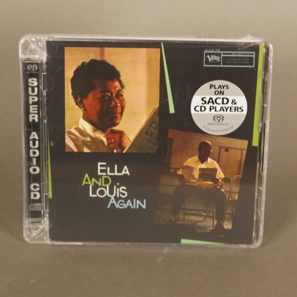Ella & Louis Again. SACD...