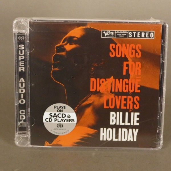 Billie Holiday - Songs for...