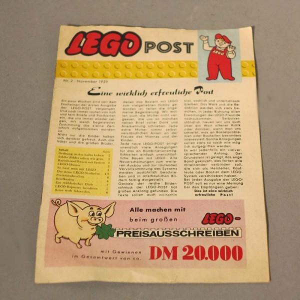RAR. Magazine Lego Post...