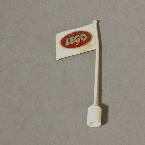 Raro. Bandera de Lego. 1958...