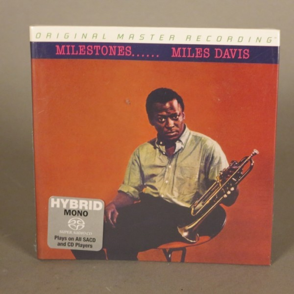 Miles Davis - Mile Stones....