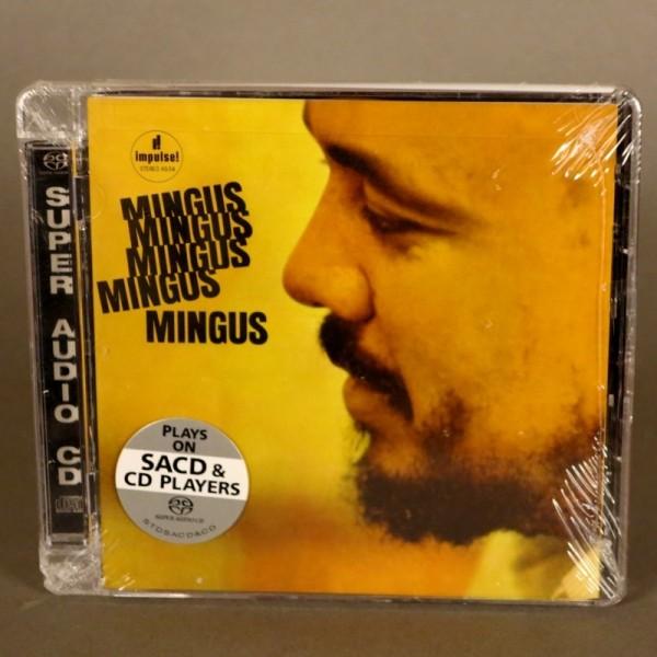 Mingus - Mingus. Hybrid...