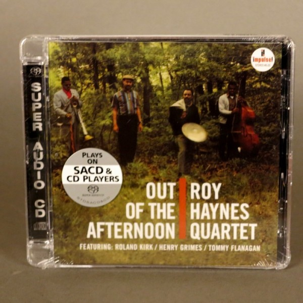 ROY HAYNES QUARTETT - OUT...