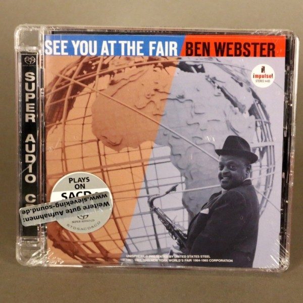 Ben Webster - See you at...