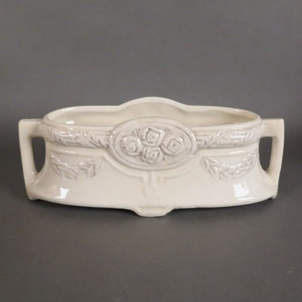 Art Nouveau. Ceramic Gravy...