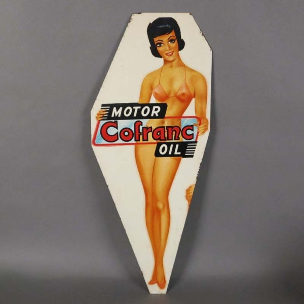 Blech Pin up Motor Cofranc...