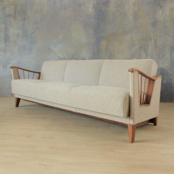 Vintage sofa / daybed in...